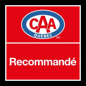 Gouttieres CAA recommandé
